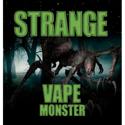 STRANGER VAPE- MONSTER - DIY
