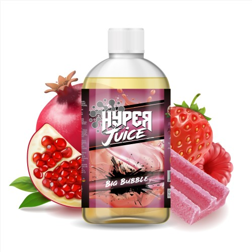 BIG BUBBLE 200 ml | Hyper Juice