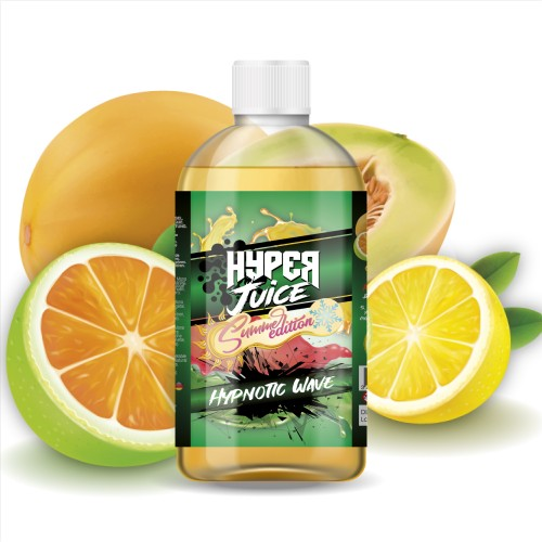 HYPTONIC WAVE 200 ml | Hyper Juice - Summer Edition