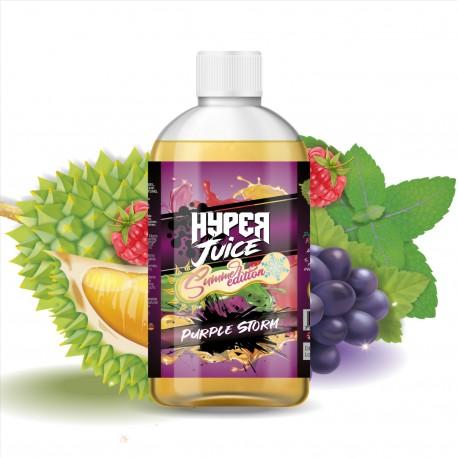 PURPLE STORM 200 ml | Hyper Juice - Summer Edition