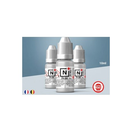 Booster N+ / 20mg / 80VG (FRANCE)