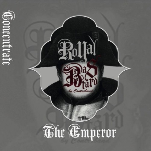 THE EMPEROR 30ml | CONTRABAND VAPOR - ROYAL BASATARD PRECOMMANDE