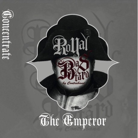 THE EMPEROR 30ml | CONTRABAND VAPOR - ROYAL BASTARD