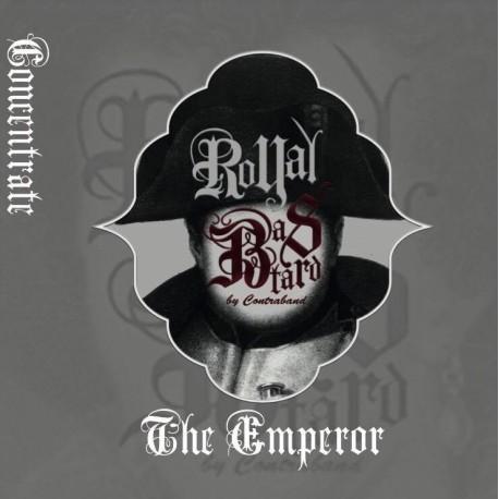THE EMPEROR 30ml   CONTRABAND VAPOR - ROYAL BASATARD PRECOMMANDE