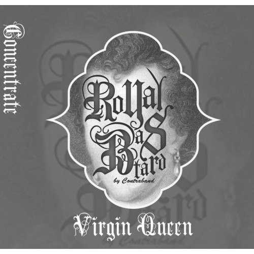 VIRGIN QUEEN 30ml | CONTRABAND VAPOR - ROYAL BASATRD PRECOMMANDE