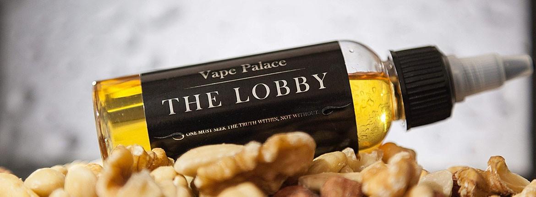 THE LOBBY 50in60 | VAPE PALACE