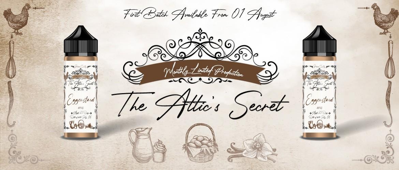 The Attic's Secret - Eggcustard