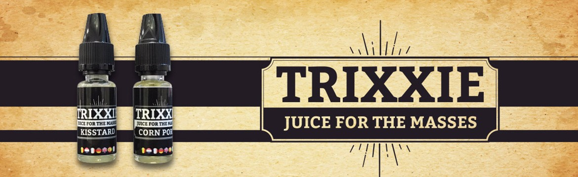 Trixxie 10 ml TPD Compliant