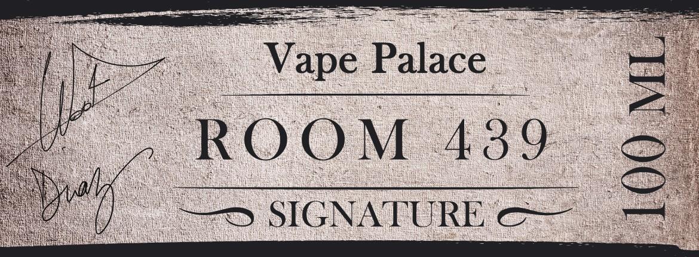Room 439 Signature