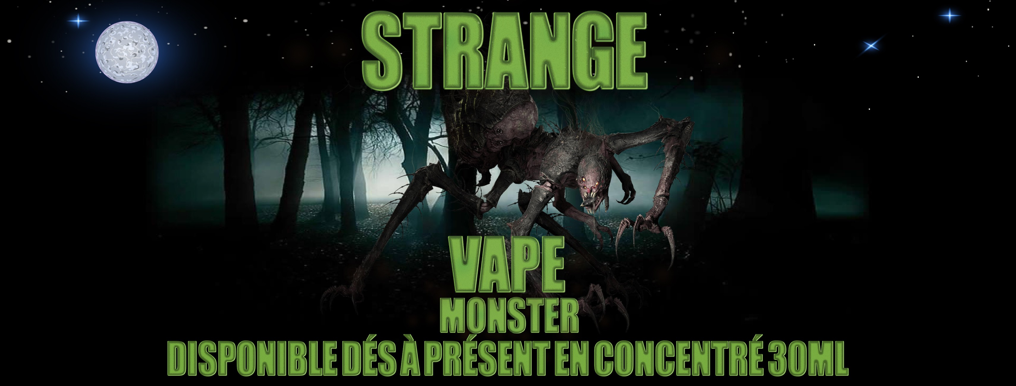 Stranger Vape Monster