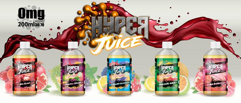 New Hyper Juice