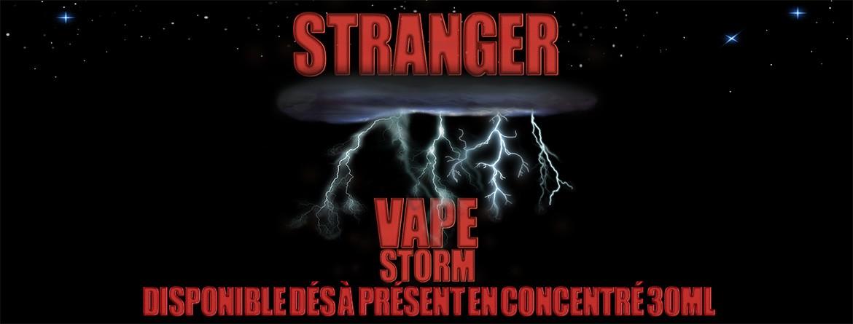 Stranger Vape STORM